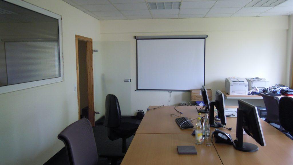 großer IT-Trainingsraum
