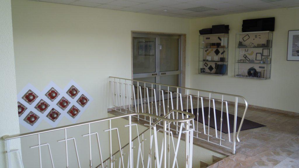 Eingang Verwaltung